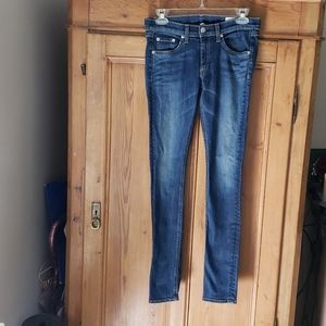 Rag & Bone Size 27 Skinny Jeans